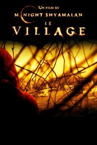 """Affiche du film """"Le village"""""""