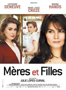 """Affiche du film """"Mères et Filles"""""""