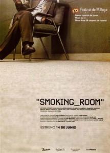 """Affiche du film """"Smoking Room"""""""