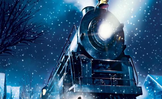 """Affiche du film """"Le Pôle Express"""""""