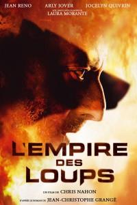 """Affiche du film """"L'Empire des loups"""""""