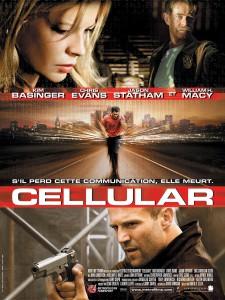 """Affiche du film """"Cellular"""""""