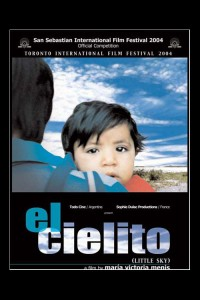 "Affiche du film ""El Cielito"""