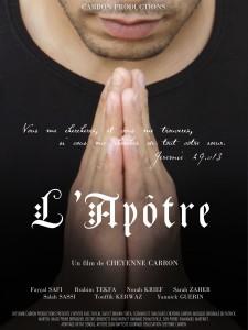 """Affiche du film """"L'Apôtre"""""""