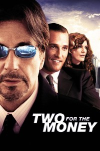 """Affiche du film """"Two for the Money"""""""