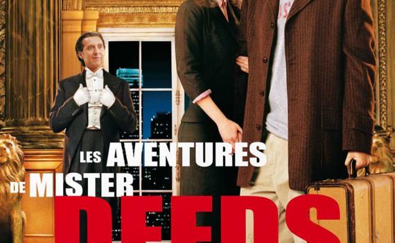 """Affiche du film """"Les Aventures de Mister Deeds"""""""