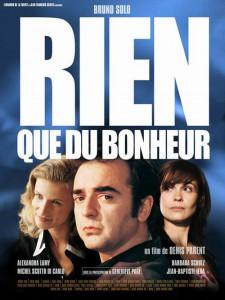 """Affiche du film """"Rien que du bonheur"""""""