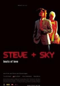 """Affiche du film """"Steve + Sky"""""""