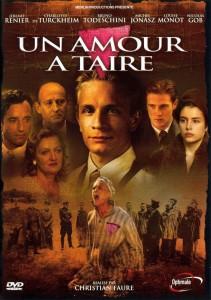"""Affiche du film """"Un amour à taire"""""""