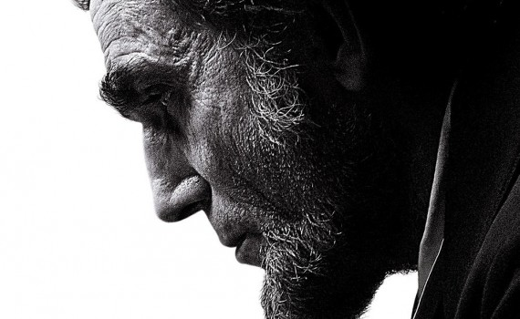 "Affiche du film ""Lincoln"""