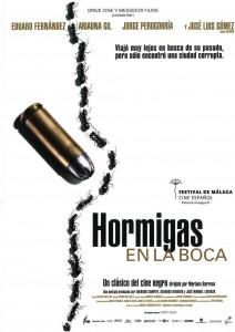"""Affiche du film """"Hormigas En La Boca"""""""
