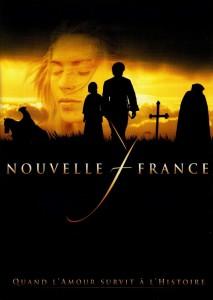 "Affiche du film ""Nouvelle-France"""