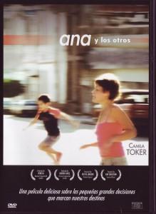 """Affiche du film """"Ana y los otros"""""""