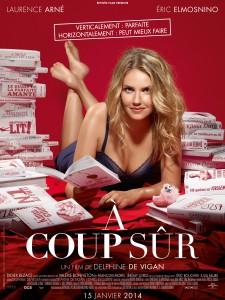 """Affiche du film """"À Coup Sûr"""""""