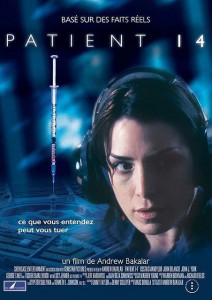 """Affiche du film """"Patient 14"""""""