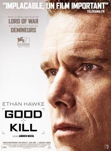 """Affiche du film """"Good Kill"""""""