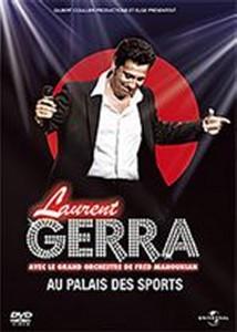 """Affiche du film """"Laurent Gerra avec le grand orchestre de Fred Manoukian au Palais des Sports"""""""