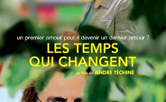 """Affiche du film """"Les Temps qui changent"""""""
