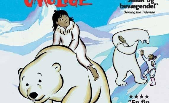 """Affiche du film """"L'Enfant qui voulait être un ours"""""""