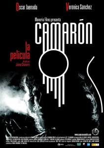 "Affiche du film ""Camarón"""