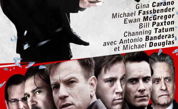 """Affiche du film """"Piégée"""""""
