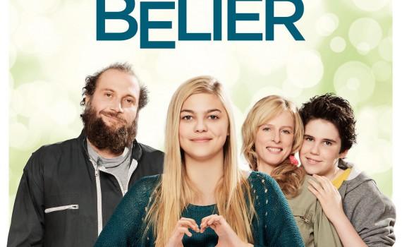 """Affiche du film """"La famille Bélier"""""""