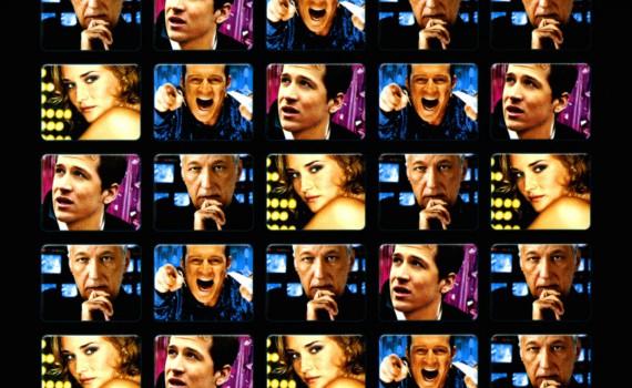 """Affiche du film """"Mon idole"""""""