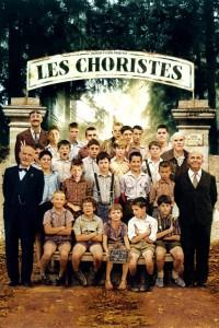 """Affiche du film """"Les Choristes"""""""