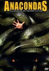 """Affiche du film """"Anacondas : À la poursuite de l'orchidée de sang"""""""