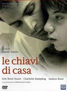"""Affiche du film """"Les Clefs de la maison"""""""