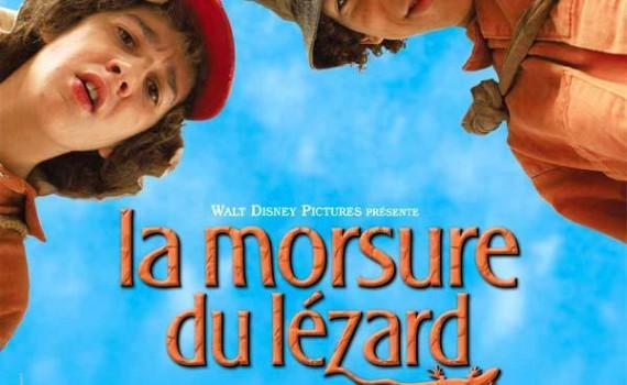 """Affiche du film """"La Morsure du Lézard"""""""