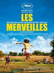 """Affiche du film """"Les merveilles"""""""