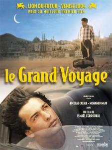 """Affiche du film """"Le Grand Voyage"""""""
