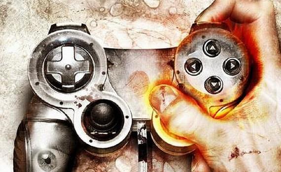 """Affiche du film """"Gamebox 1.0"""""""
