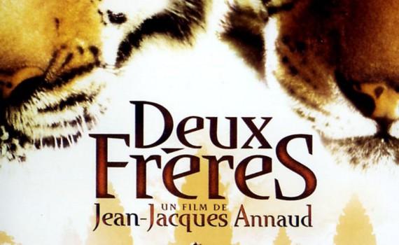 """Affiche du film """"Deux Frères"""""""