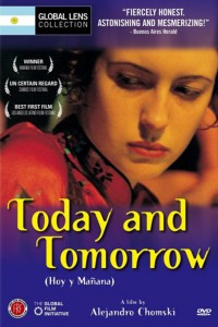 """Affiche du film """"Hoy Y Mañana"""""""