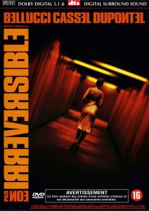 """Affiche du film """"Irréversible"""""""