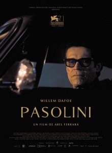 "Affiche du film ""Pasolini"""