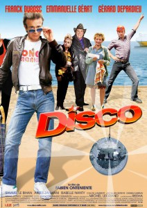 "Affiche du film ""Disco"""