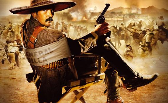 """Affiche du film """"Pancho Villa dans son propre rôle"""""""