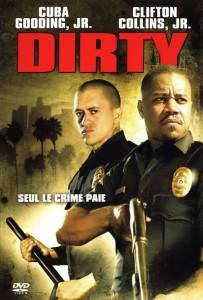"""Affiche du film """"Dirty"""""""