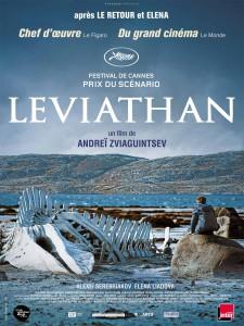 """Affiche du film """"Léviathan"""""""