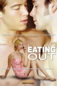 """Affiche du film """"Eating Out 1"""""""