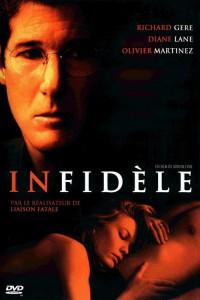 """Affiche du film """"Infidèle"""""""