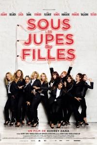 """Affiche du film """"Sous les jupes des filles"""""""