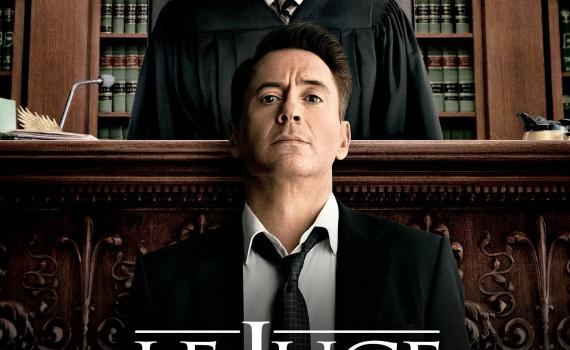 """Affiche du film """"Le Juge"""""""