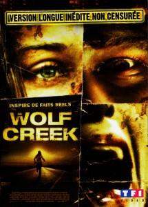 """Affiche du film """"Wolf Creek"""""""