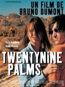 "Affiche du film ""Twentynine Palms"""