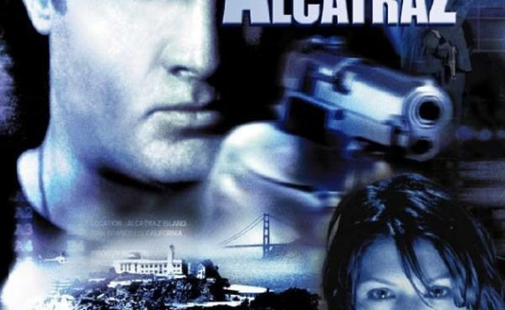 "Affiche du film ""Mission Alcatraz"""