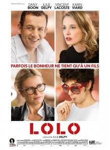 """Affiche du film """"Lolo"""""""